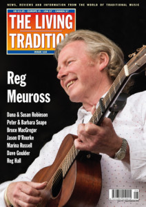 Reg Meuross - The Living Tradition  2016 Folk