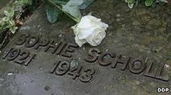 Sophie Scholl Grave