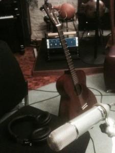 Reg Meuross 1944 Martin Guitar at Stockfisch Records