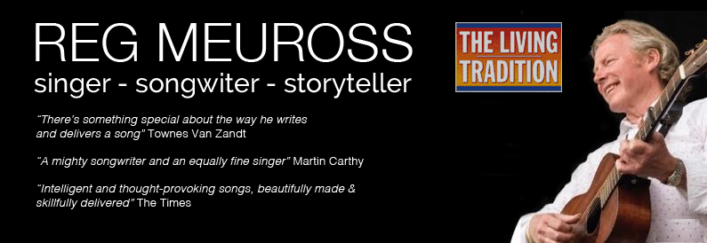 Reg Meuross Singer Songwriter Storyteller